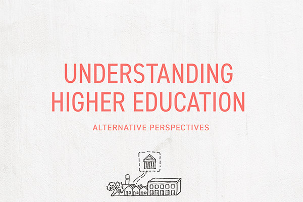 Book Review on 'Understanding Higher Education: Alternative Perspectives'